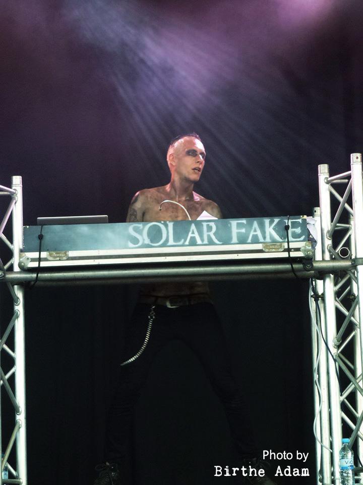 Solar Fake Amphi 2014