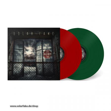 Enjoy Dystopia (Limited Colored Vinyl) - 2LP