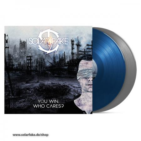 Solar Fake - You Win. Who Cares? (Limited Edition) - 2LP