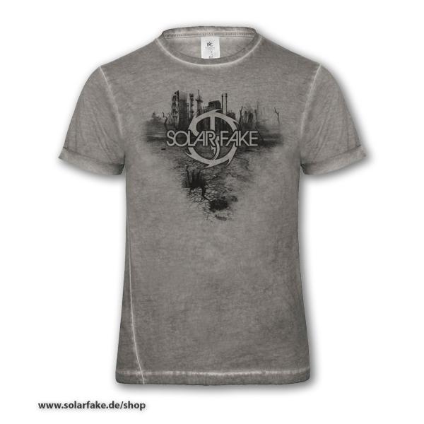 Solar Fake Shop - T-Shirt YWWC \